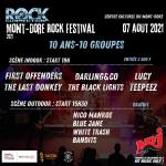 Le line-up du 10e Festival Rock du Mont-Dore dévoilé.